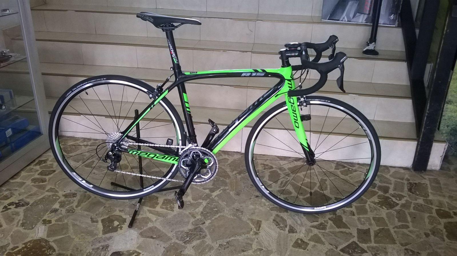 ¿Cómo es tu bicicleta deportiva y cómo la tienes configurada? Dcgchv