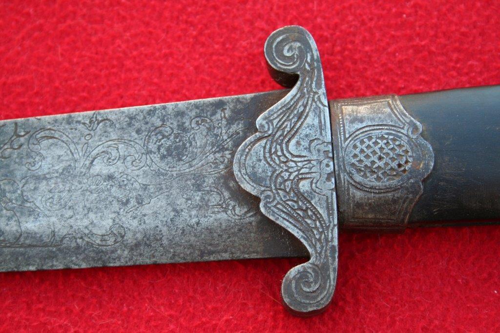 dague de chasse 18 eme  Dpu1zq