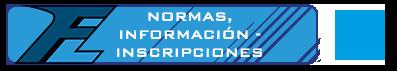 Normas - Información Básica - Inscripciones