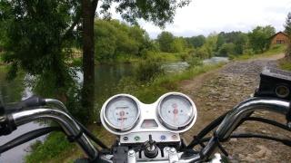 """Ajuda: yamaha ybr vs honda cbf - moto 125 de """"aventura"""" F4n1gw"""