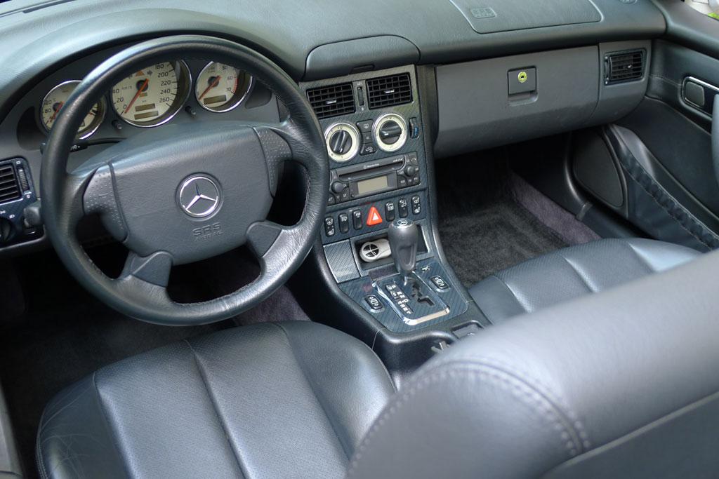 (VENDO): SLK230 Kompressor 1999 - 50.000Km - R$83.000,00 F9h9p3