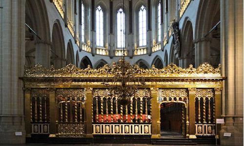 Nieuwe Kerk The Church