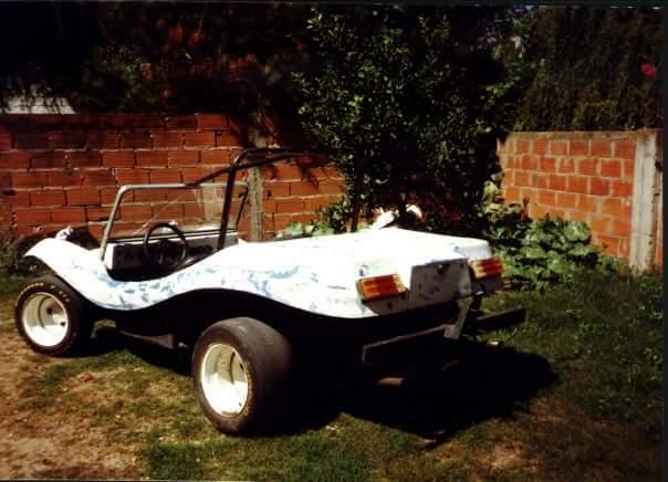 Mi Presentación con mi Burro buggy Hwc204