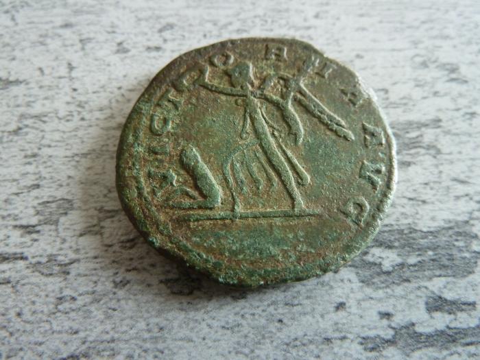 Monnaie de Postume I2r604