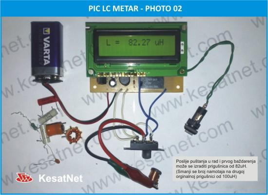 LC Meter com PIC16F628A - Página 2 Ir2dmx