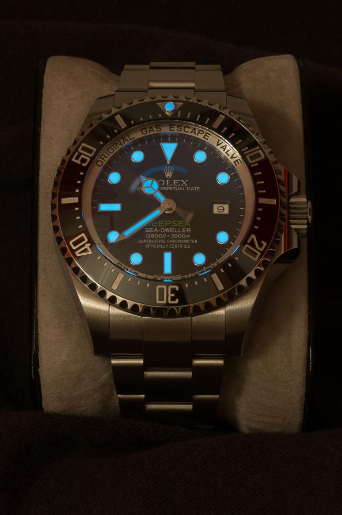 Présentation de la Rolex 116660 SDDS D-Blue James Cameron Jfx8xf