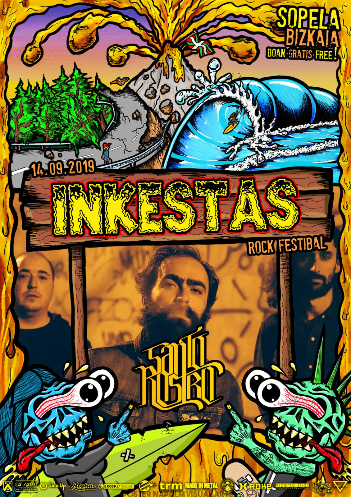 INKESTAS ROCK FESTIBAL 2019 K35dg6