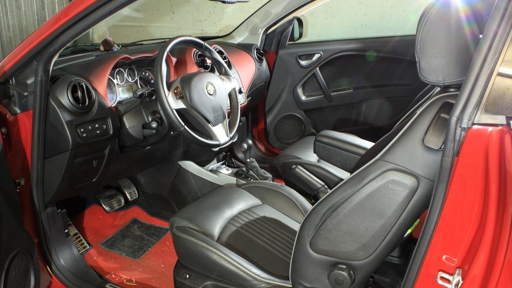 Alfa Romeo MiTo Kchurn