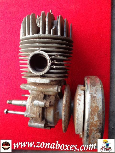 Motor seccionado para exposición Kdrg5c
