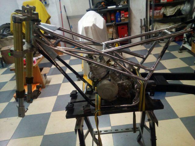 Proyecto Derbi 80 GP Kly10