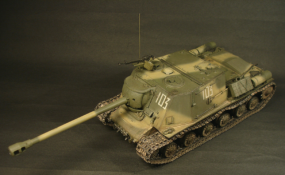 ИСУ-122С Mb4xtc