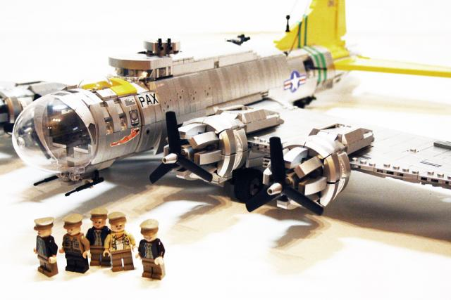 Lego Αεροπλάνα και Ελικόπτερα Miydu