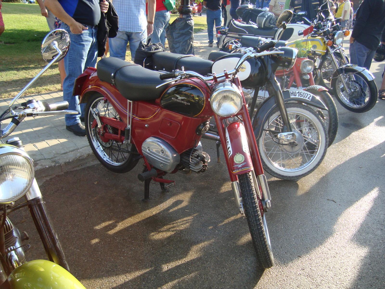 XI concentracion de motos antiguas en Alberuela de tubo (Huesca) Mr76n6