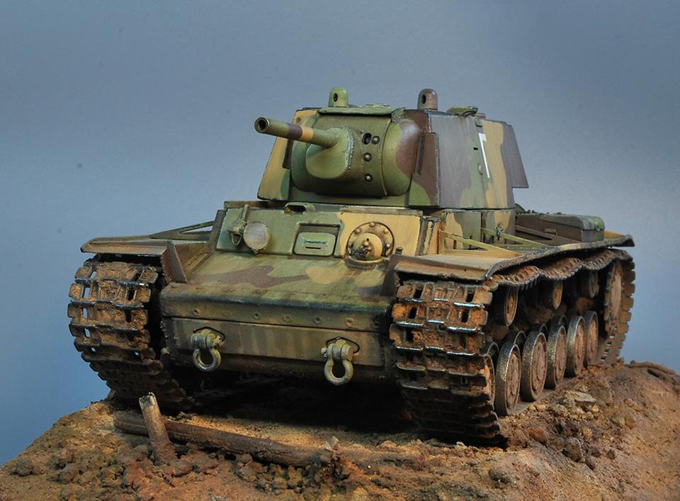 КВ-1 Ленинградский фронт 1942г - Страница 2 Ms24yg