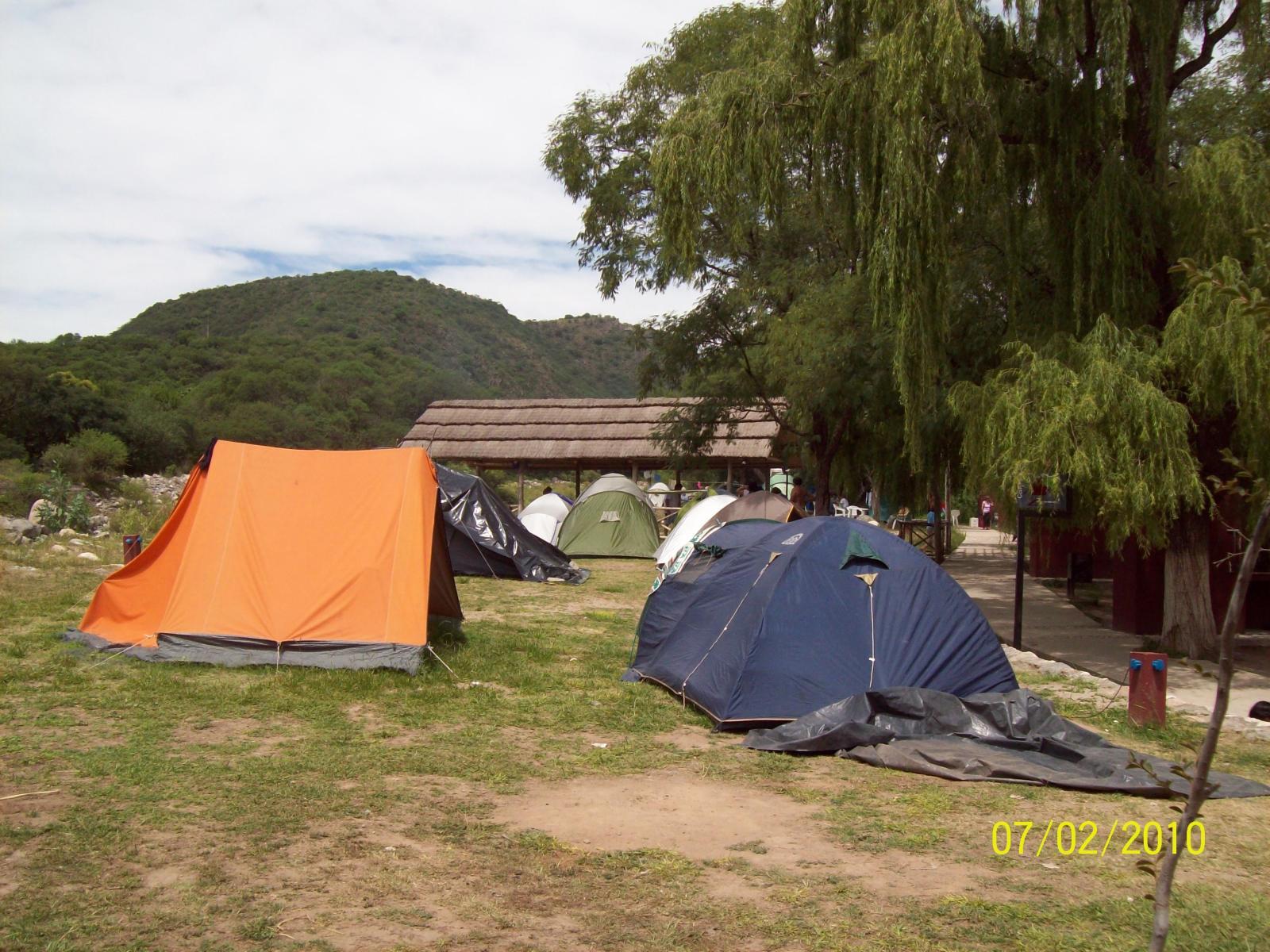 Camping Municipal en El Rodeo N4bclv