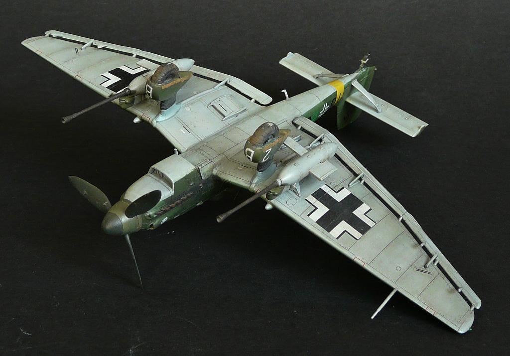 Junkers Ju87G-1 Stuka,1/72,Моделист. N5obuw
