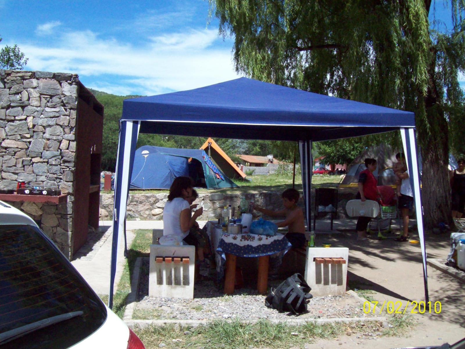 Camping Municipal en El Rodeo Nchvgo