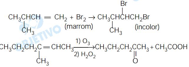 Reações orgânicas - FUVEST O53yvr