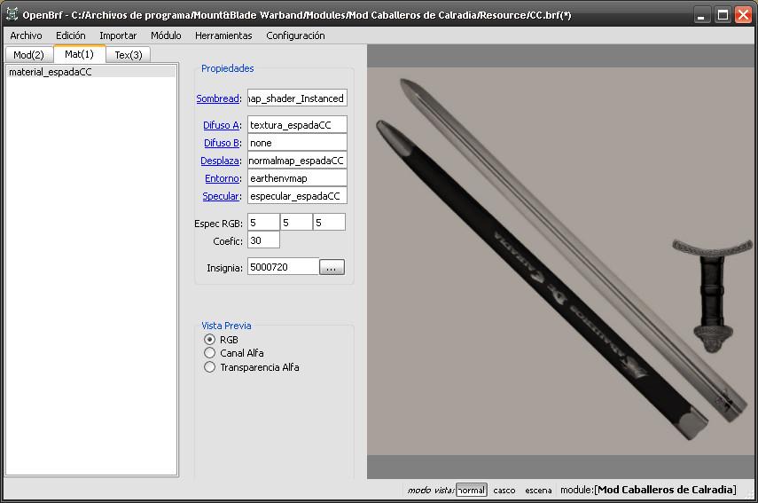 Tutorial - Pasos para crear tu item (.obj-.md3) Oa2c76