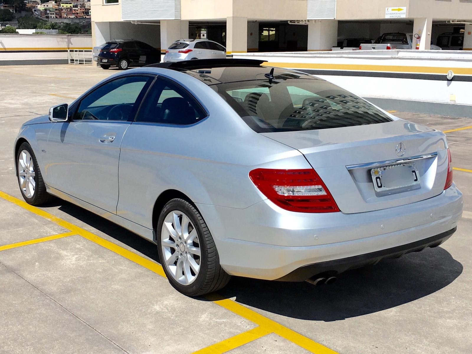 C180 - (VENDO): C204 - C180 coupé 11/12 - R$68.000,00 Rihlog