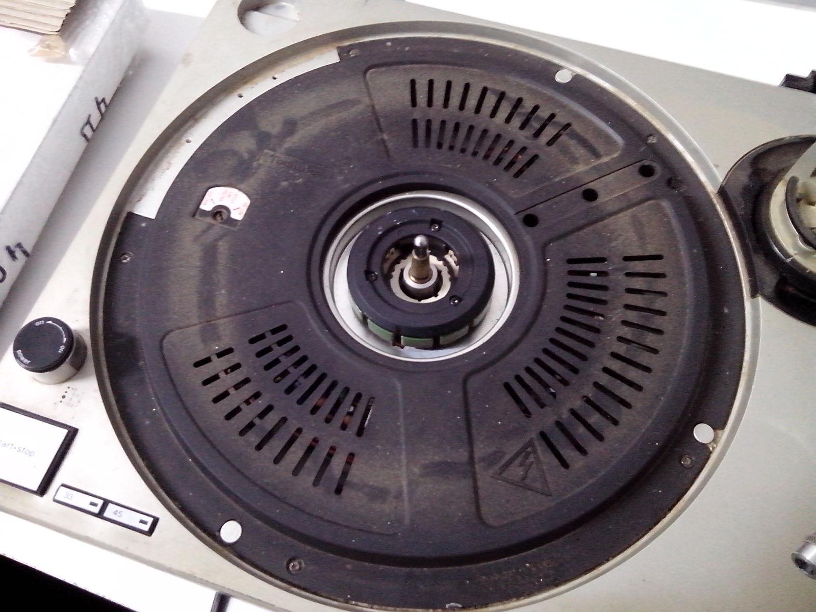 Restauración y mejora de un Technics SL1200 Rmjxxz