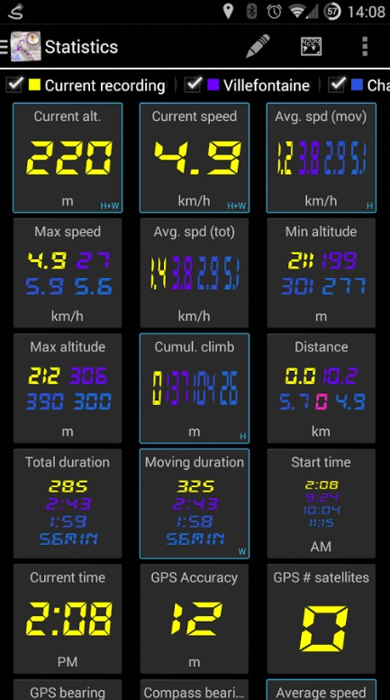 Топографски карти и приложения за Android S66b14