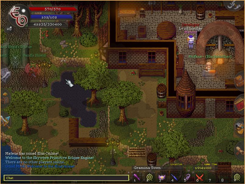 Elus Online: (MMORPG 2D) Sdingk