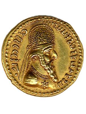 Las coronas de los shas de Persia. Sgoils