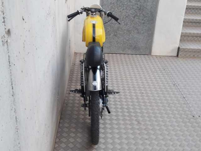 50cc - Itom 50cc de carreras 1967 Sxmbur