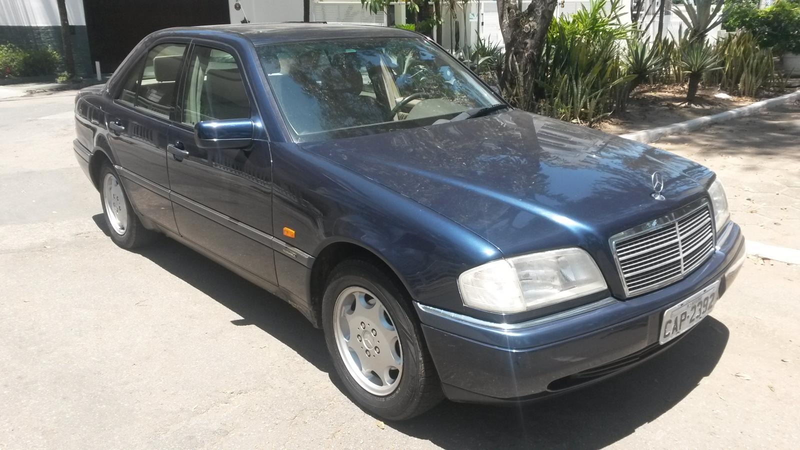 W202 C280 Elegance Plus 1995 - R$24.000,00 - VENDIDO V5dgs7