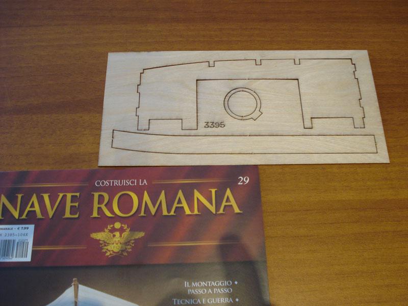 nave - Nave Romana Hachette - Diario di Costruzione Capitan Mattevale - Pagina 5 Vykxno