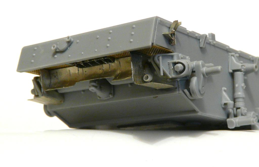 Pz.Kpfw.III Ausf.L зимний вариант., Зимняя тройка.1/35 W2izuv