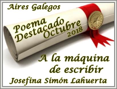 POEMAS DESTACADOS DE OCTUBRE 2018 W98u2w