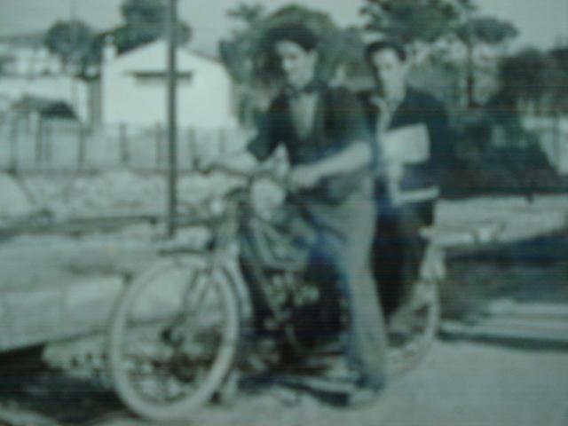 La Motobic 60 cc de mi padre  Wa3ewl