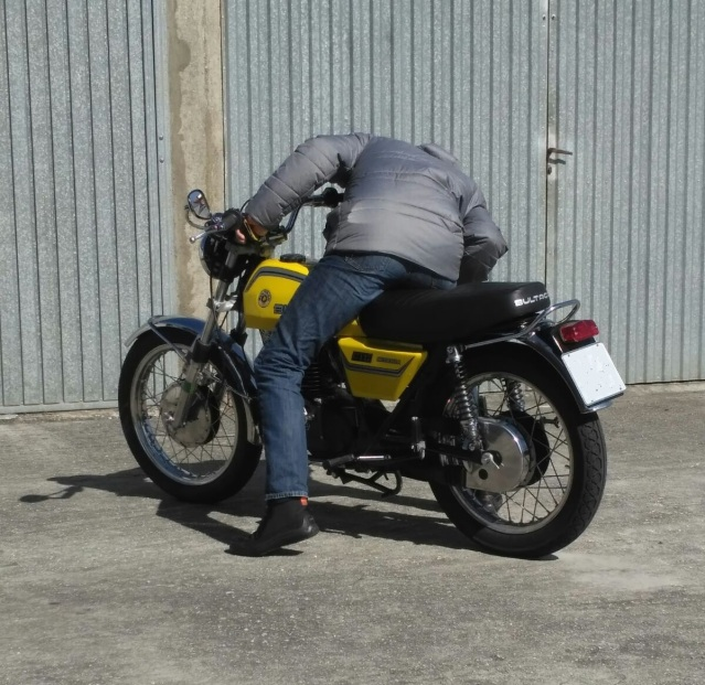 metralla - Bultaco Metralla GTS * by Jorok Wafyxi
