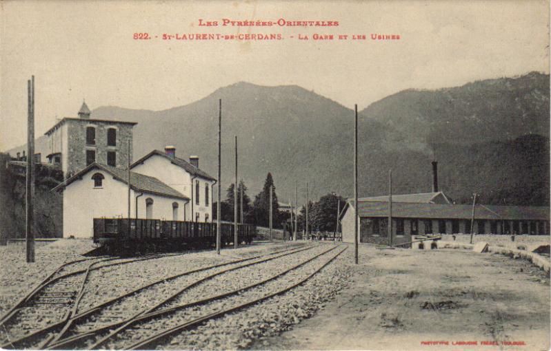 El tren petit de l'Alt Vallespir. Whcefb