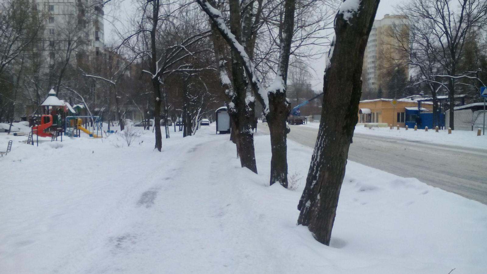 """Первая прогулка в расположение будущего ЖК """"Нормандия"""" Wlunh1"""