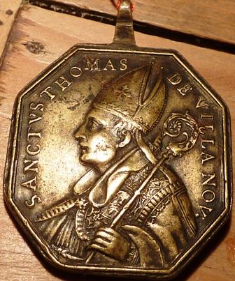 S. TOMAS DE VILLANUEVA  S. AGUSTIN (R.M. SXVIII-P83) Zvv12f