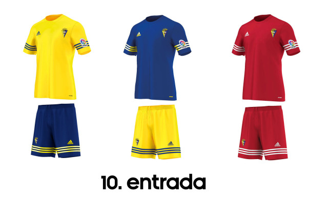 Catálogo Adidas 2016/17 - Cádiz CF (Posibles opciones)  102j82b