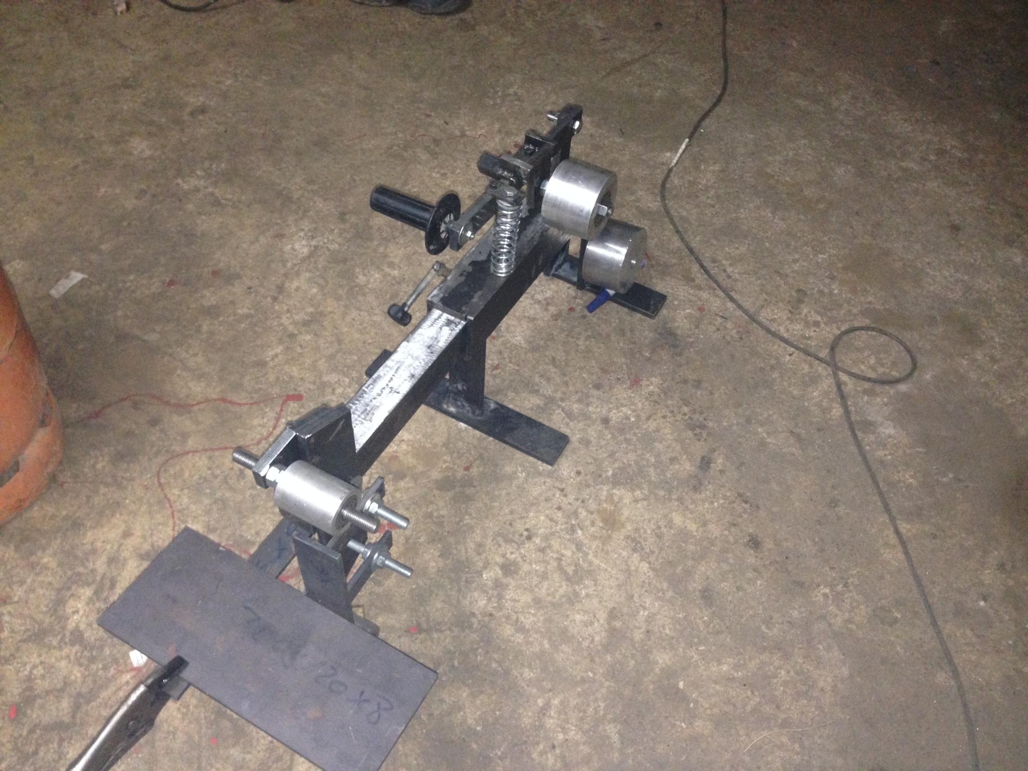 Belt grinder Replika KMG 102ntpw