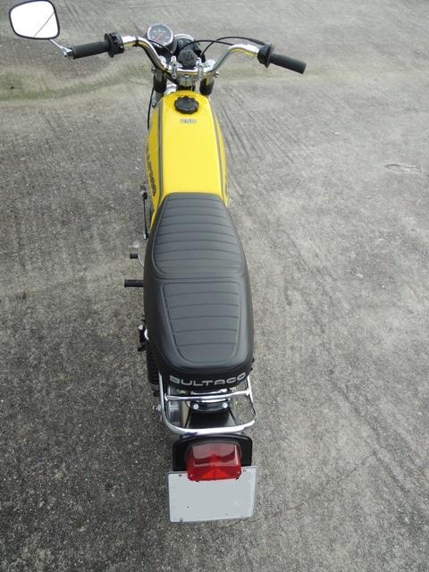 metralla - Bultaco Metralla GTS * by Jorok 105s5mt