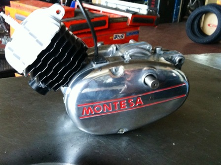 Montesa Scorpion 50 R 1060shy