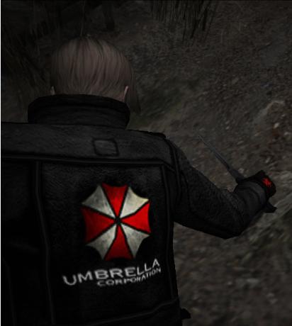 Chaqueta Umbrella para Leon 10d9y6e