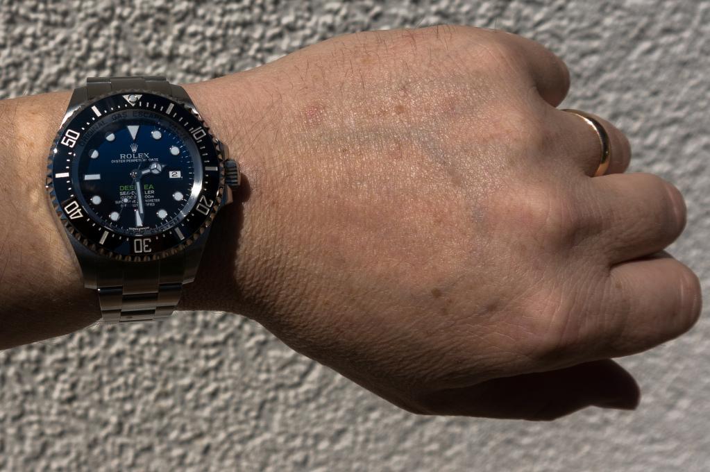 Dweller - Présentation de la Rolex 116660 SDDS D-Blue James Cameron 10wv0qg