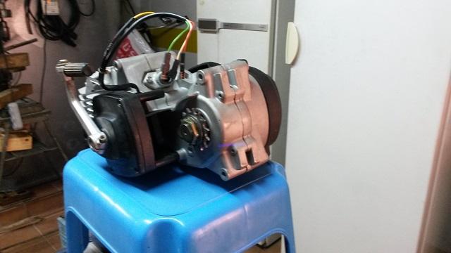 Un nuevo motor para la Kanowey. 112he8n