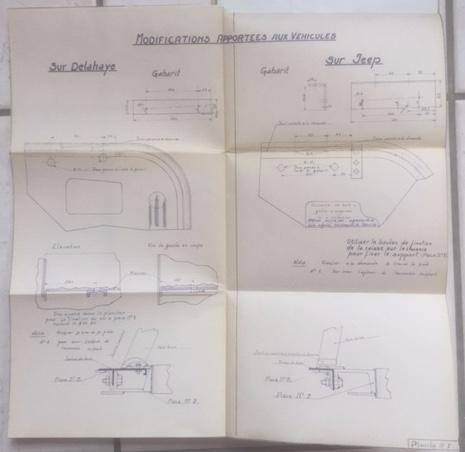 Armement de bord de la VLR DELAHAYE (affut) - Page 2 11husgo