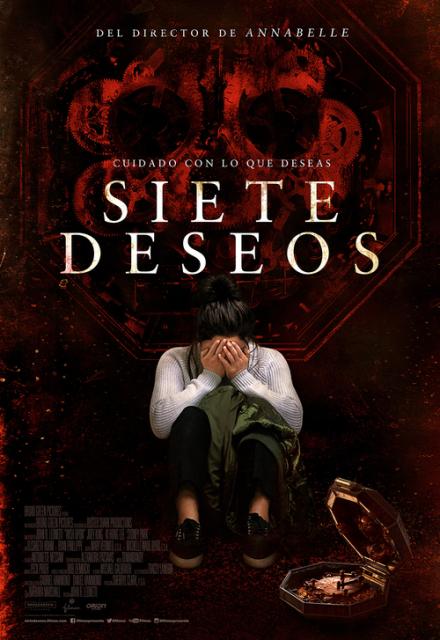 Siete Deseos - Wish Upon