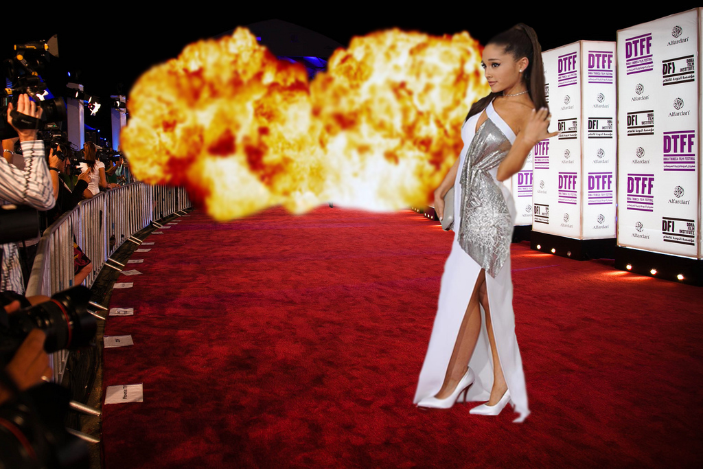 [CLIPE] Ariana Grande - Focus 140hkz8