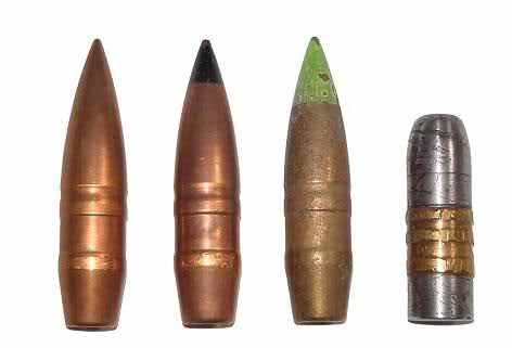 Identification projectile 25 mm 141qo0