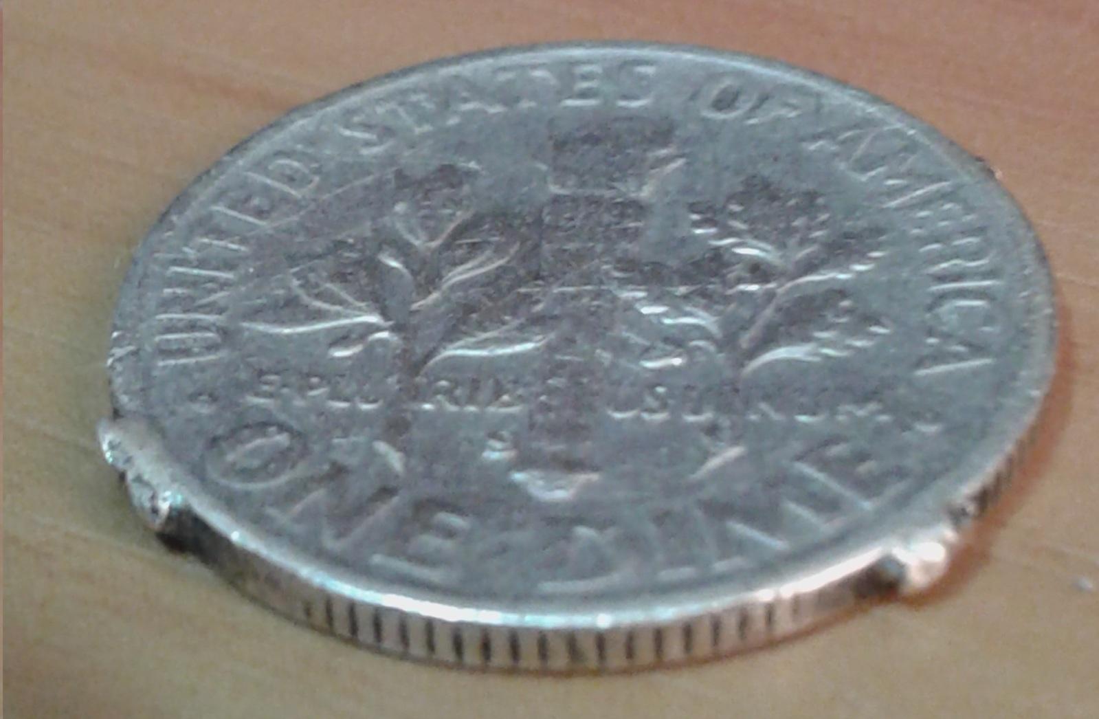 Moneda  10 centavos plata año 1948 letra S 143mkvm